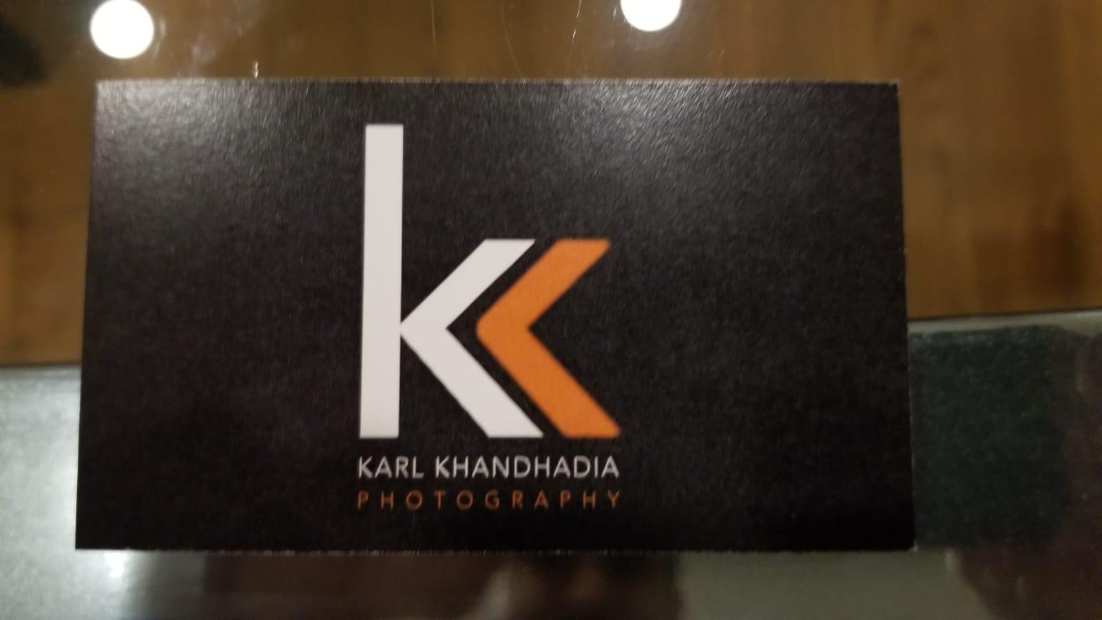 Professional Photography by Karl Khandhadia